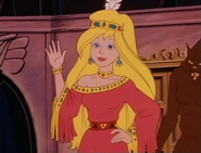 Larke in Pocahontas costume