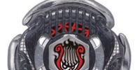 Spiral Lyre ED145MF