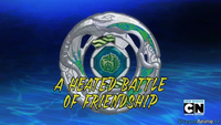 A HEATED BATTLE OF FRIENDSHIP