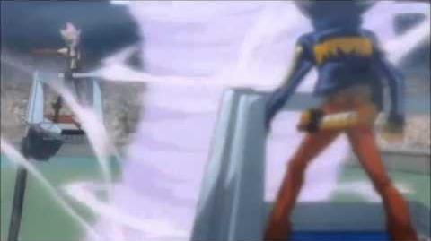 Beyblade Zero G Gladiator Bahamdia v.s Samurai Ifraid AMV