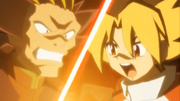Sora vs Busujima