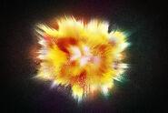 Explosion simple