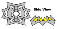 Letal Tricorn Fusion Wheel