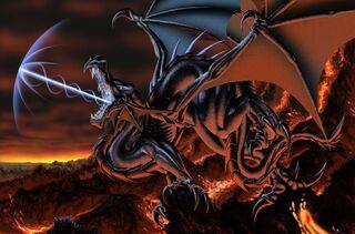 Volcano Drago F-A