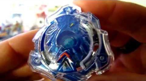 Vidéo de déballage de la toupie Beyblade Burst B-01 DX Starter Valkyrie Wing Accel