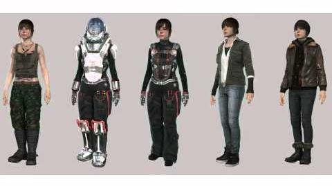 Beyond Two Souls (The Making of Beyond Designing the Game)