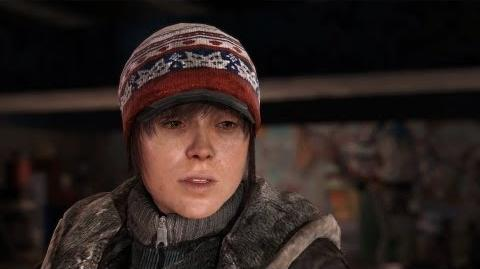 Beyond Two Souls Gameplay Examined