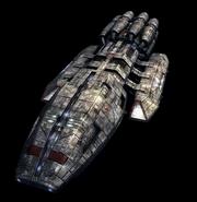 Battlestar Pegasus No 06