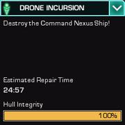 Drone Incursion Active