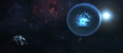 Beta Antini System Image No 01