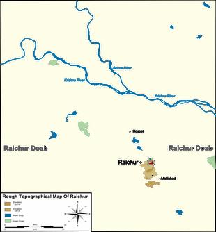 Raichur-topo2