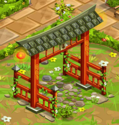 Asian Archway
