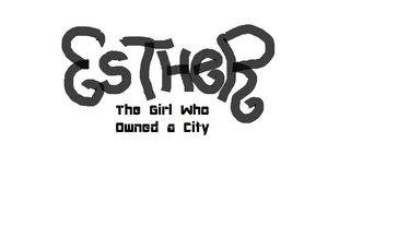 Esther the girl that owned a city logo