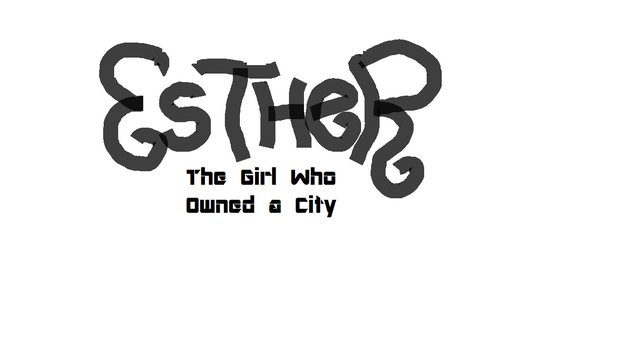 File:Esther the girl that owned a city logo.png