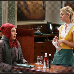 Sheldon wants soup!