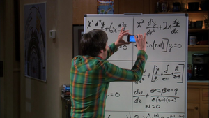 Handwriting-Recognition Differential Equation Solving