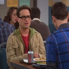 Leonard asking Sheldon whether he should go on his date with Penny.