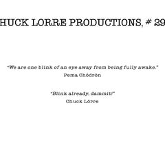 Chuck Lorre Productions, #294.