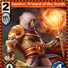 Zandor, Wizard of the North
