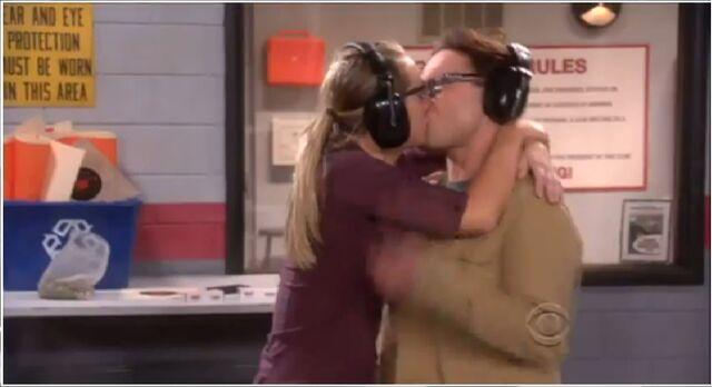 File:The Beta Test Initiation Penny and Leonard kiss.jpg
