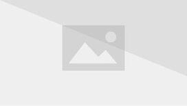 Amy saying goodnight to Sheldon