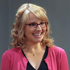 Cute Bernadette.