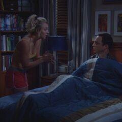 S02E03 - comics above bed