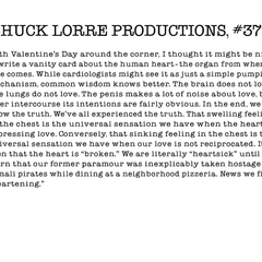 Chuck Lorre Productions, #377.