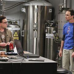 Past Sheldon's bedtime.