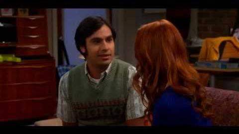 Raj and Emily best moment.