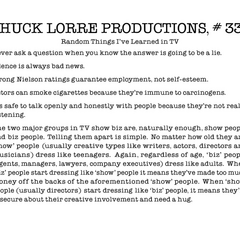 Chuck Lorre Productions, #331