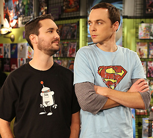 Image result for wil wheaton big bang