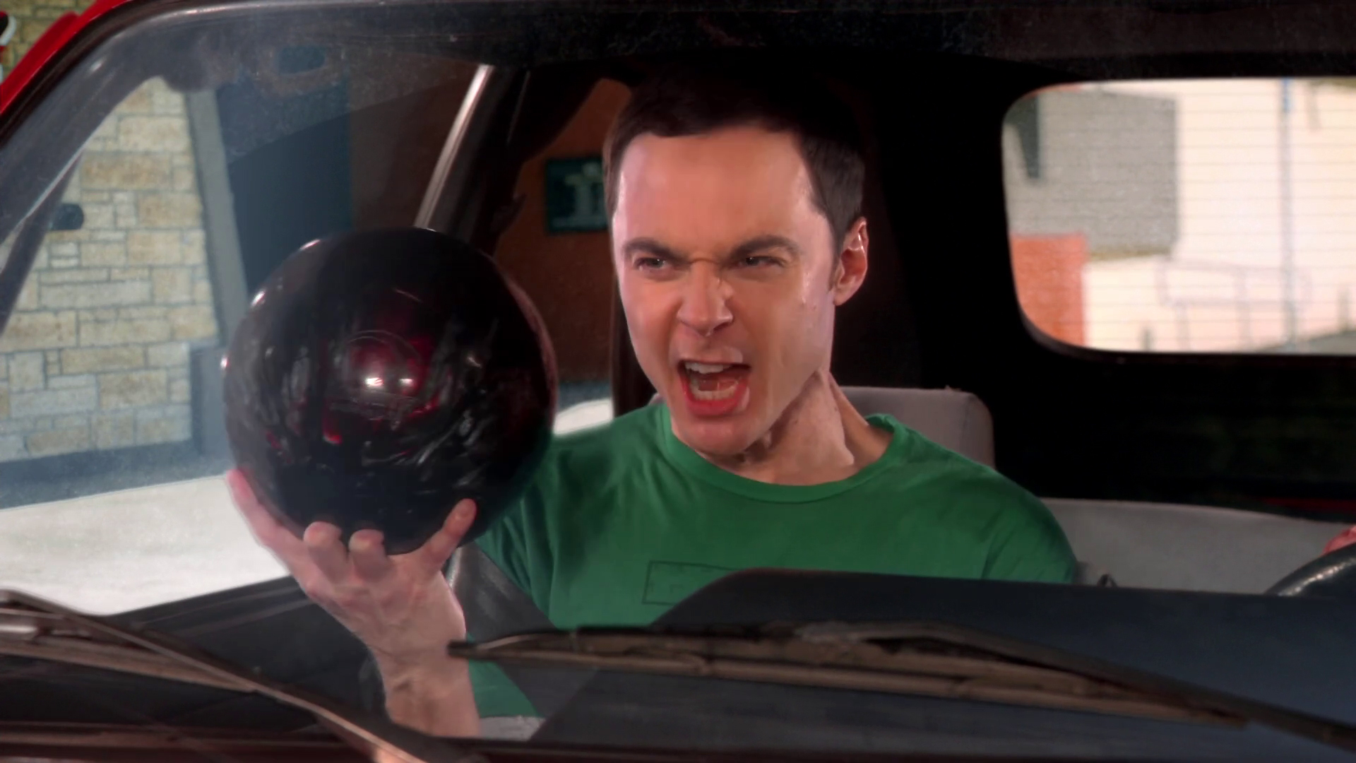 Image result for sheldon cooper bowling