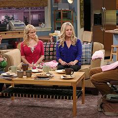 Sheldon Cooper's Council of Ladies.
