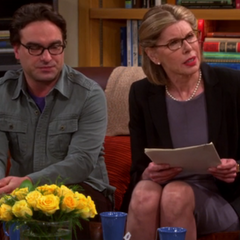 When did you notice Sheldon's brilliant mind?