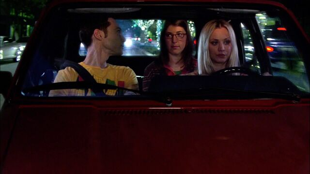 File:36 Penny driving Sheldon and Amy on theyre date.jpg