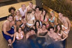 Big Brother 9 Cast