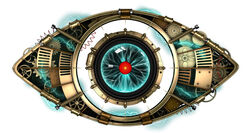Big Brother 16 eye