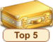 Competition Top 5 Gold Case