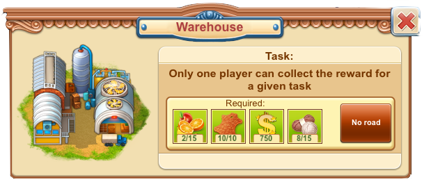 Warehouse new