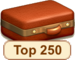 Competition Top 250 Red Case