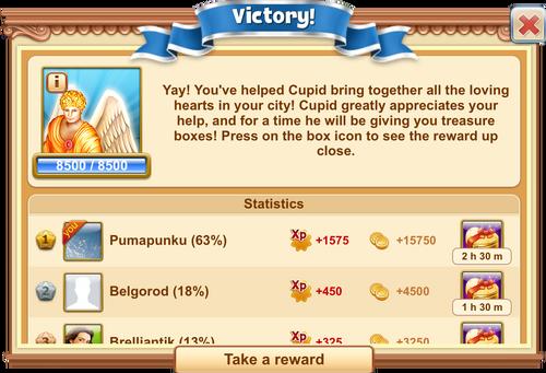 Cupid Victory