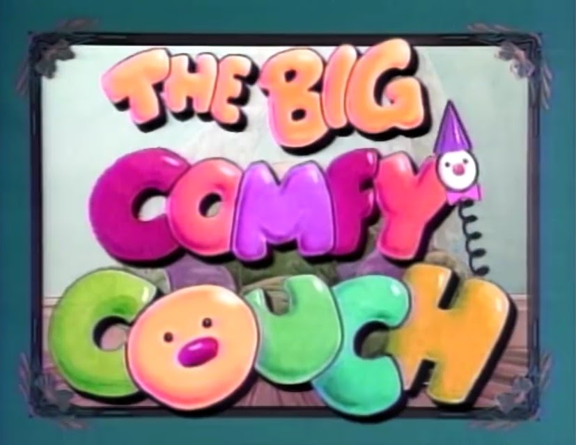 Image Bcc 1992 1993 Title Card Big Comfy Couch Wiki Fandom Powered By Wikia