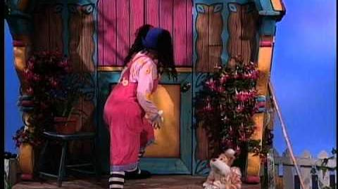 """The Big Comfy Couch - Season 2 Ep 5 - """"This Little Piggy"""""""