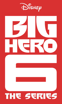 Big Hero 6 The Series Logo