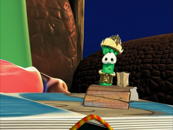 Veggietales Esther The Girl Who Became Queen Lyle the Kindly Viking...