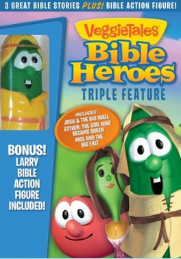 Bible Heroes Triple Feature