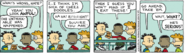 Big Nate Comic Strip dated May 20 2015