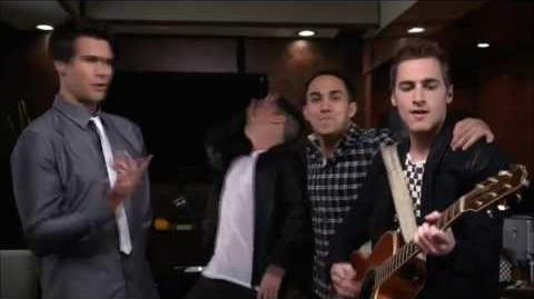 "Big Time Rush ""Big Time Tour Bus"" Promo dir"