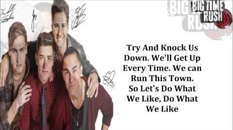 Big Time Rush - 24 Seven (Full Song)